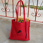 CHAL USA Tote Bags